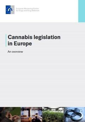 Cannabis lovgivning regler Europa