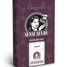 Cannabisfrø Sensi Seeds Hindu Kush Feminiserede