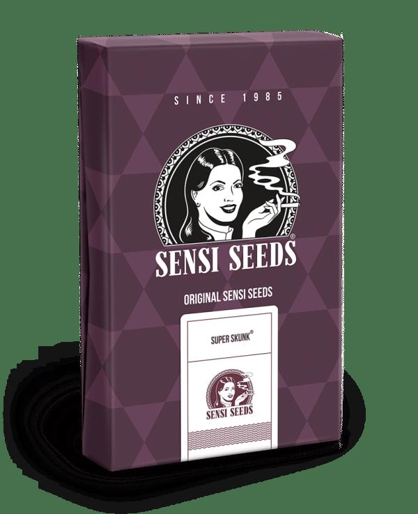 Cannabisfrø Sensi Seeds Super Skunk