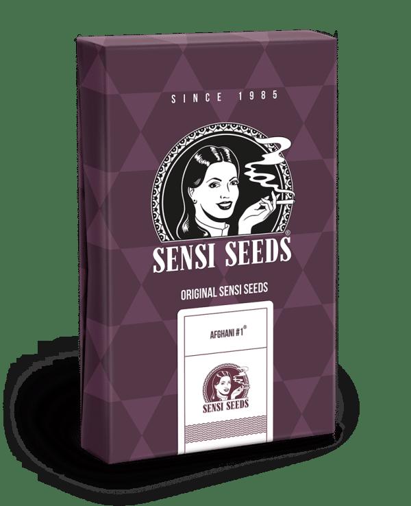 Sensi Seeds Cannabisfrø afghani-feminiserede1