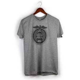 T-shirt original amnesia grå