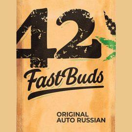 Skunkfrø Fast Buds Original Auto Russian