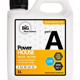 BiG Plant Science gødning Part A Powerhouse 1 L