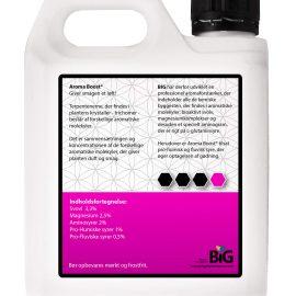 BiG Plant Science gødning Part Y Aroma Boost 1 L bagside