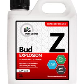 BiG Plant Science gødning Part Z Bud Explosion 1 L