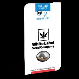 Girl Scout Cookies White Label Seeds feminiserede skunkfrø cannabisfrø