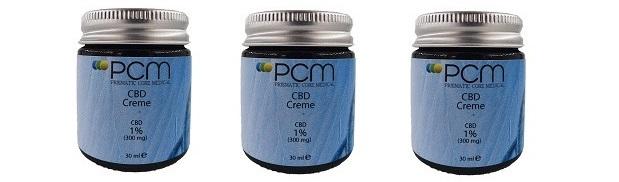 Tilbud CBD Creme fra PCM