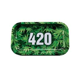 420 cannabis mixerbakke