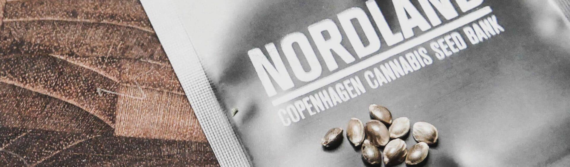 Skunkfrø tilbud Nordland