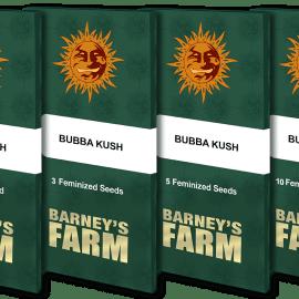 Bubba Kush Barneys Farm Cannabisfrø Skunkfrø