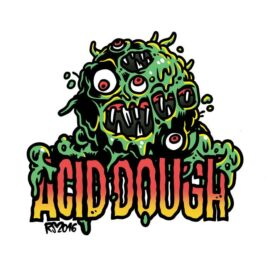 Acid Dough Ripper Seeds cannabisfrø skunkfrø (2)